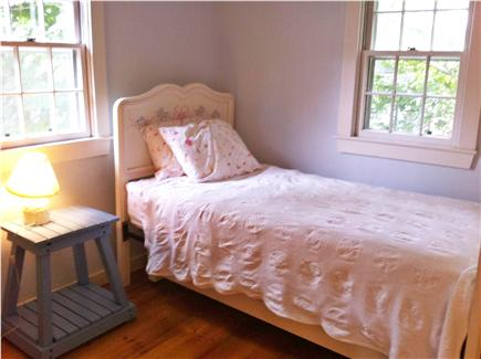 Siasconset Nantucket vacation rental - Second bedroom with air conditioning