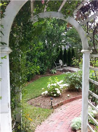 Siasconset Nantucket vacation rental - Welcome to ''Towns End'' Garden Cottage!