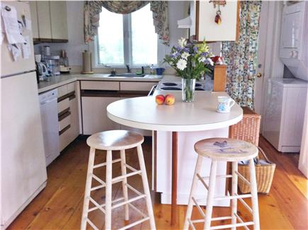 Siasconset Nantucket vacation rental - Kitchen and breakfast bar