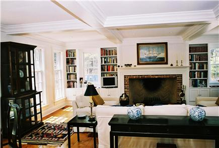 Dionis Nantucket vacation rental - Family Room