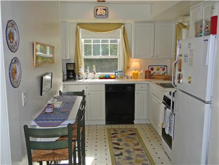 Mid Island Madaket   Nantucket vacation rental - Chef's headquarters with all appliances and counter seating