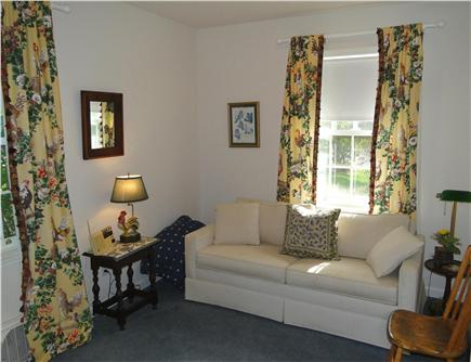 Mid Island Madaket   Nantucket vacation rental - First floor den with pullout sofa bed