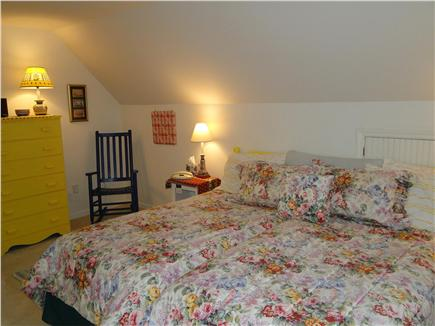 Mid Island Madaket   Nantucket vacation rental - 2nd floor Master w/ water view, AC, choice to create King bed, TV