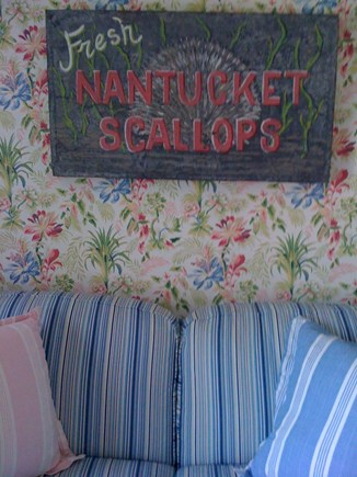 Nantucket town, Historic District in Town on L Nantucket vacation rental - Library with Smart Tv, DVD, and a Collection of Books
