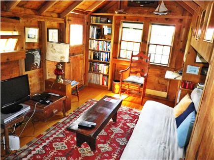 Siasconset Nantucket vacation rental - Corner of Parlor