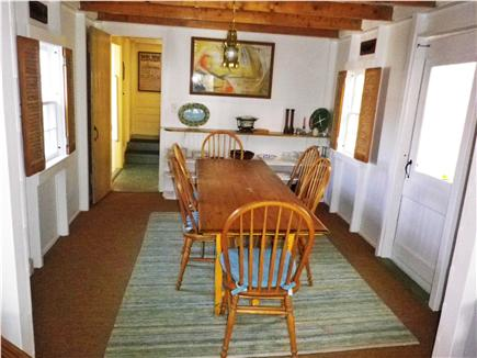 Siasconset Nantucket vacation rental - Family Dining