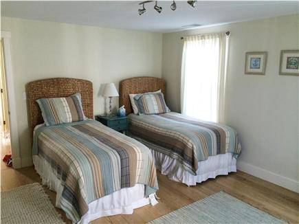 Nantucket town Nantucket vacation rental - Twin bedroom (second floor)