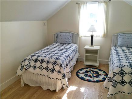 Nantucket town Nantucket vacation rental - Twin bedroom (third floor)
