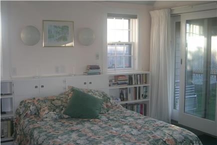 Madaket Nantucket vacation rental - Starfish (queen) bed