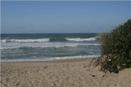 Madaket Nantucket vacation rental - Madaket Surf Beach, only a 6 minute walk away