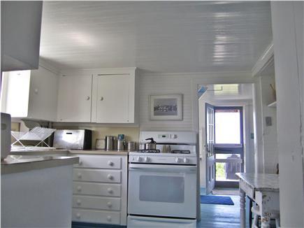 Wauwinet Nantucket vacation rental - Kitchen