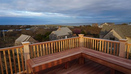 Tom Nevers, Nantucket Nantucket vacation rental - 190 degree water views from widow's walk - S'conset to Surfside.