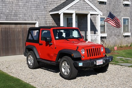 Tom Nevers, Nantucket Nantucket vacation rental - Owner's manual Jeep Wrangler w/beach permit avail. thru Turo.com