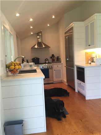 Siasconset Nantucket vacation rental - New gourmet kitchen