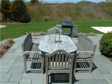 Siasconset Nantucket vacation rental - Outdoor Dining