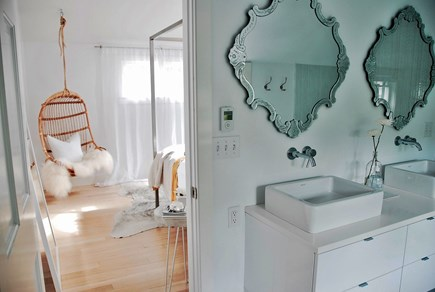 Surfside Nantucket vacation rental - The master ensuite provides the perfect start to your day
