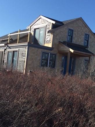 Madaket, Nantucket Nantucket vacation rental - Master Bedroom & Living Room Size Doubled.  New 2nd Floor Deck.