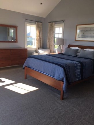Madaket, Nantucket Nantucket vacation rental - Larger 2nd Floor Master Bedroom