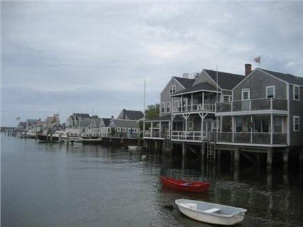 Tom Nevers East Nantucket vacation rental - Swain's Wharf - view from Easy Street