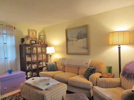 Surfside, Mid-island Nantucket vacation rental - Den