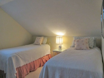 Surfside, Mid-island Nantucket vacation rental - Level Two Twin bedroom