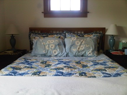 Wauwinet, Nantucket Nantucket vacation rental - Cozy master bedroom...