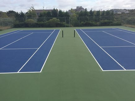 Tom Nevers, Nantucket Nantucket vacation rental - Private Association Tennis Courts for your enjoyment
