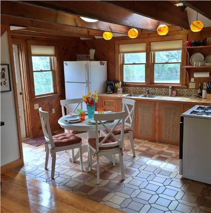 Tom Nevers, Nantucket Nantucket vacation rental - Kitchen with everything you need, plus a great outdoor gas grill
