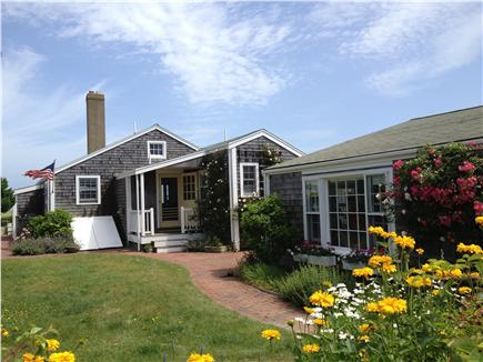 Madaket, Smith Point Nantucket vacation rental - Charming Beachfront home