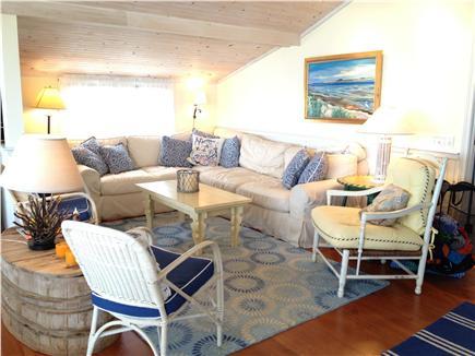 Madaket, Smith Point Nantucket vacation rental - Second living area