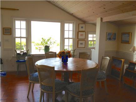 Madaket, Smith Point Nantucket vacation rental - Dining room