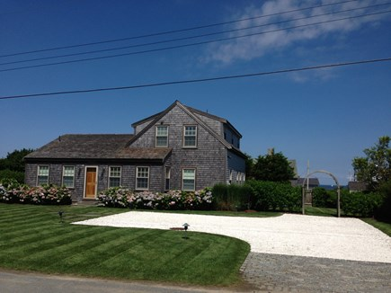 Madaket Nantucket vacation rental - Madaket, 5 min.walk to beach, 3,200 sq.ft. home, with central A/C