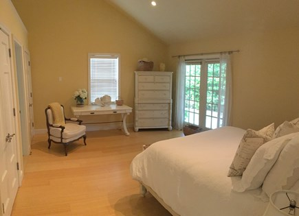 Madaket Nantucket vacation rental - First Floor Master Bedroom suite, attached full bathroom, jacuzzi