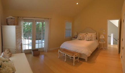 Madaket Nantucket vacation rental - First Floor Master Bedroom suite w/ attached full bathroom