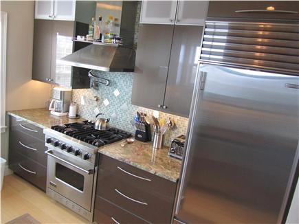 Madaket Nantucket vacation rental - Modern Kitchen, new Sub-Zero  & Viking appliances, all utensils
