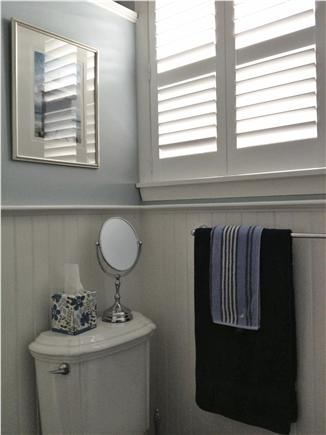 Nantucket town, Nantucket Nantucket vacation rental - Second floor Bathroom w/ jacuzzi tub/shower - just redecorated