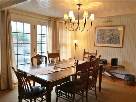 Nantucket town, Nantucket Nantucket vacation rental - Spacious Dining Room with Wet Bar