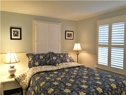 Nantucket town, Nantucket Nantucket vacation rental - Newly decorated first floor Guest Bedroom
