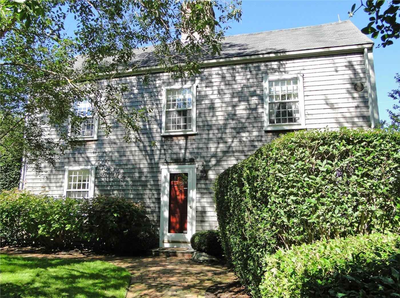 Nantucket Town Vacation Rental Home In Nantucket Ma 02554