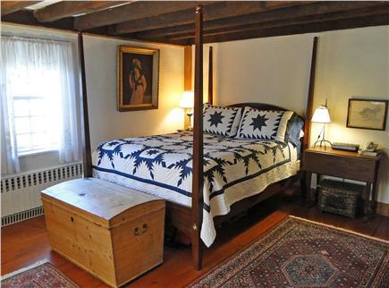 Nantucket town Nantucket vacation rental - Upstairs queen master bedroom