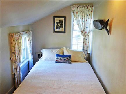 Nantucket town Nantucket vacation rental - Cozy double bedroom upstairs