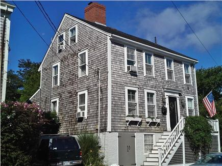 Nantucket town Nantucket vacation rental - Historic Town-former Whaling Captain's home-suite rental ID 23878