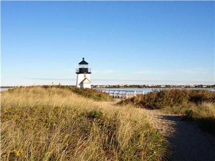 Nantucket town Nantucket vacation rental - Swim at nearby lovely & sandy Brant Point Lighthouse-walkable!