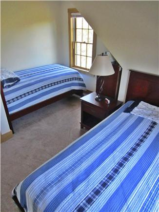 Nantucket town, Nantucket Nantucket vacation rental - Bedroom with 2 twin beds