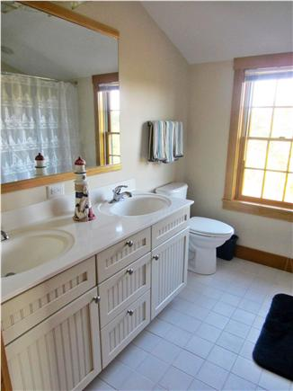 Nantucket town, Nantucket Nantucket vacation rental - 2nd floor bathroom