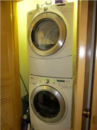 Nantucket town, Nantucket Nantucket vacation rental - High efficiency washer and Dryer