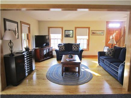 Nantucket town, Nantucket Nantucket vacation rental - Living Room from kitchen
