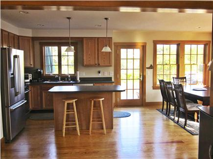 Nantucket town, Nantucket Nantucket vacation rental - Kitchen and dining area
