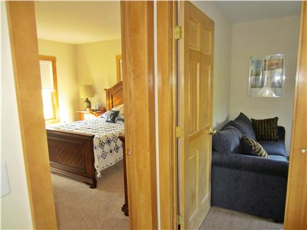 Nantucket town, Nantucket Nantucket vacation rental - 1st floor master bedroom (Queen), & Den with pull out