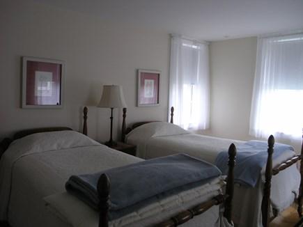 Nantucket town Nantucket vacation rental - Twin bedroom